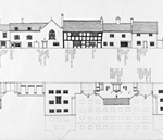 A Survey of Existing Buildings on Friar Street, Droitwich, 1960