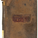 A Family Recipe book from 1847-1882